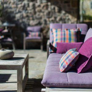 Créer votre confort pour votre terrasse. Tout est possible avec PAJA Couturier